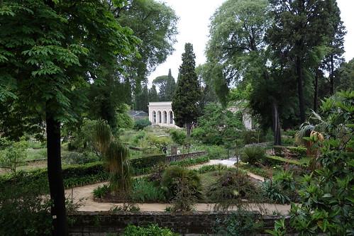 Jardin des plantes de Montpellier - Montpellier, France