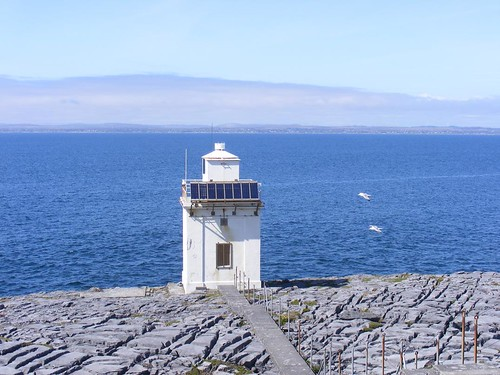 Black Head Lighthouse, Co. Clare