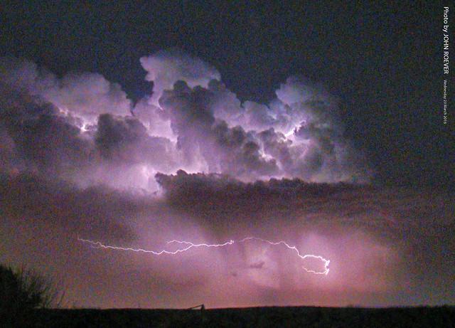 Storms in Olathe, 23 Mar 2016