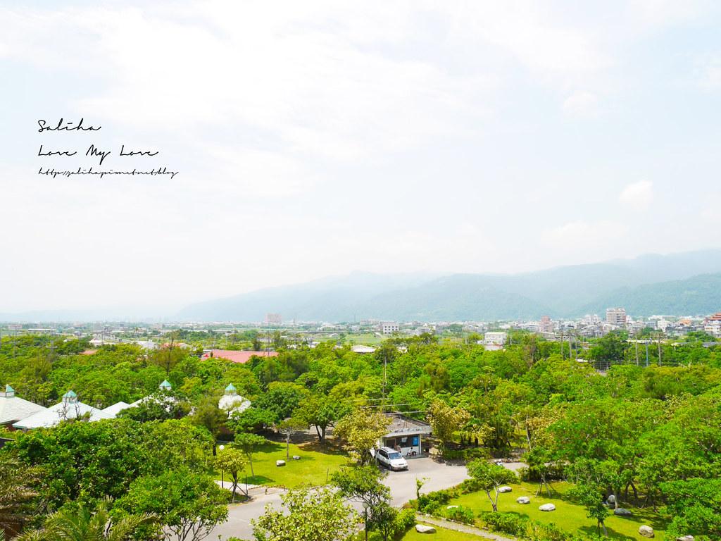宜蘭景點推薦頭城濱海公園八角瞭望台 (13)