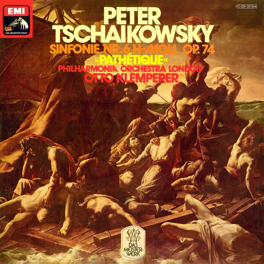 """Pyotr Ilyich Tchaikovsky - Symphony No. 6 """"Pathétique"""""""
