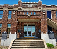 Henderson County Jail- Athens TX (2)