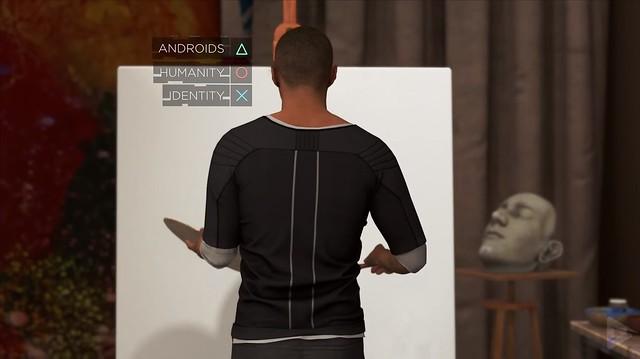 Ντιτρόιτ Γίνε Ανθρώπινος - Η Ζωγραφική
