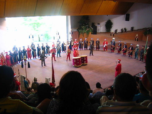 mehter concert at the military museum