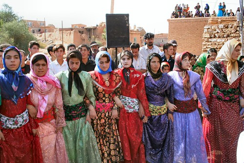 Kurdish wedding dance
