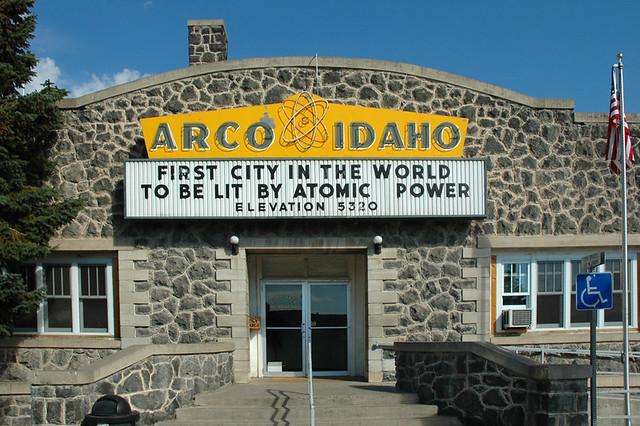 Arco Idaho Mary Hockenbery Flickr
