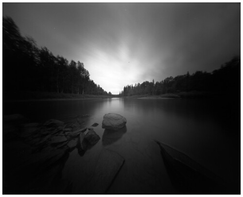 Pinhole - first attempt