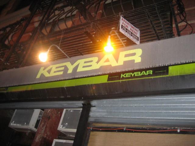 Keybar in East Village NYC