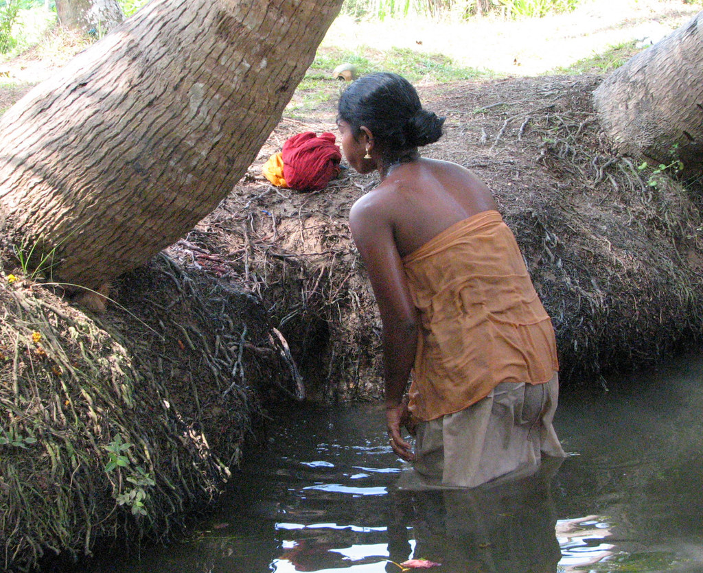 Indian women nude in villages — photo 1
