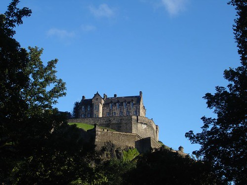 Edinburgh castle-1