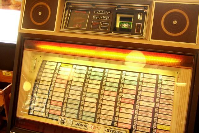 The waffle house jukebox flickr photo sharing for Waffle house classic jukebox favorites