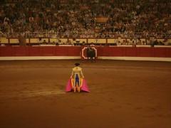 performing arts(0.0), animal sports(1.0), event(1.0), tradition(1.0), sports(1.0), bullring(1.0), entertainment(1.0), matador(1.0), performance(1.0), bullfighting(1.0),