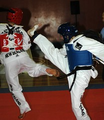 hapkido(0.0), tang soo do(0.0), amateur boxing(0.0), striking combat sports(1.0), individual sports(1.0), contact sport(1.0), taekwondo(1.0), sports(1.0), combat sport(1.0), martial arts(1.0), black belt(1.0),
