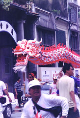 Chinese Dragon, Singapore