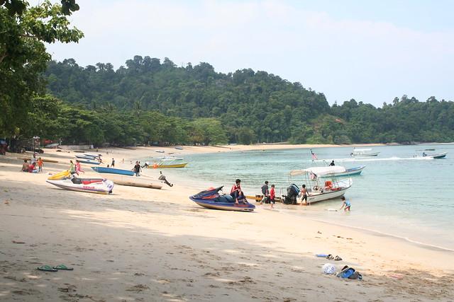 Teluk Nipah – Beach Paradise of  Northwest Malaysia