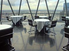 Gherkin floor 39 (restaurant)
