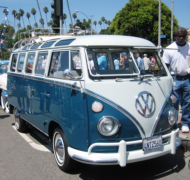 Vw Bus 21 Window Flickr Photo Sharing