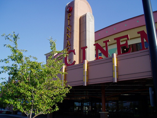 movie theater from Flickr via Wylio