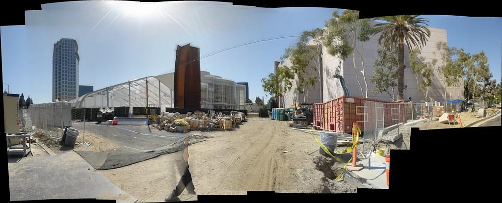 Richard Serra Torqued Elipse titled