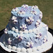 Chloe's First Birthday Cake by fourdee