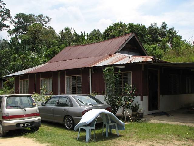 rumah kampung flickr photo sharing