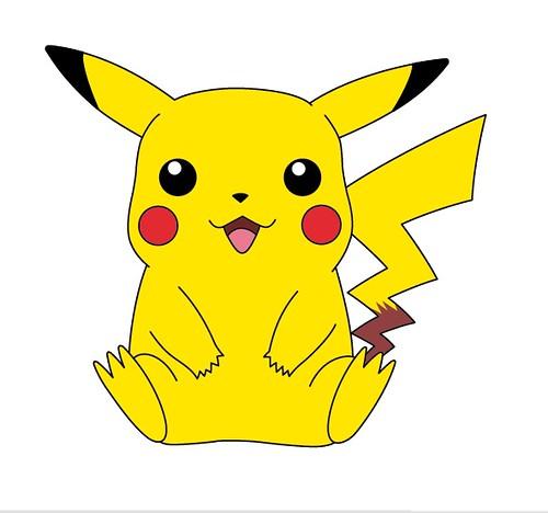 Old pikachu flickr photo sharing - Images de pikachu ...