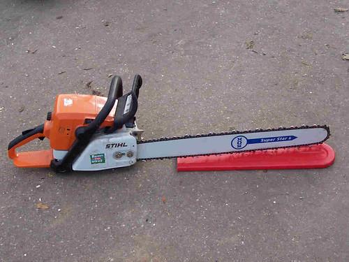 chainsaw 4