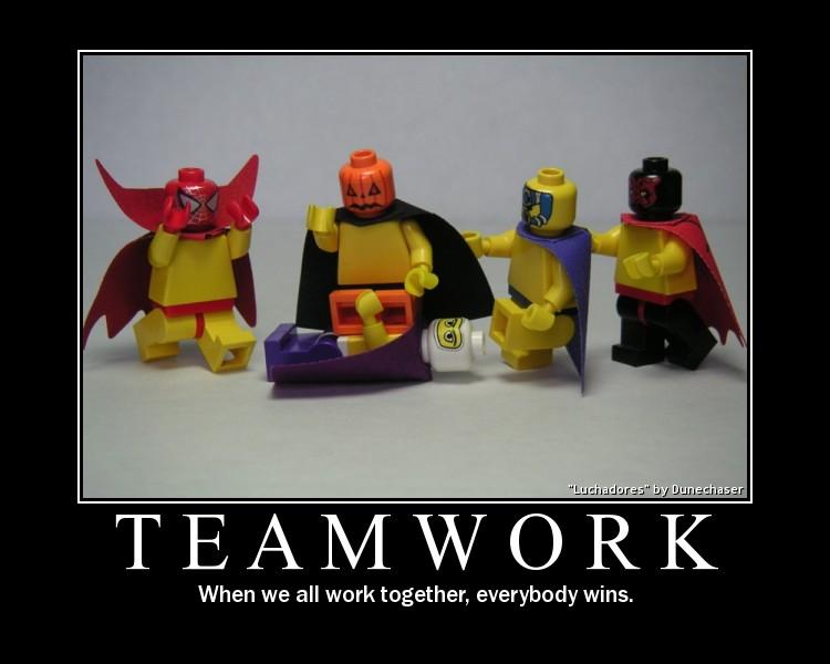 Teamwork | Flickr - Photo Sharing!