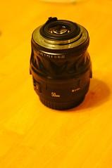 half-cent coupling macro lens adapter