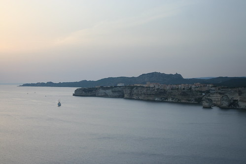 Bonifacio Sunset
