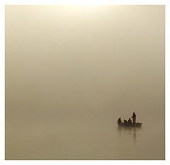 Fishing in Fog