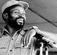 Mozambique President Samora Machel (1933-1986) Speaks to the People by panafnewswire