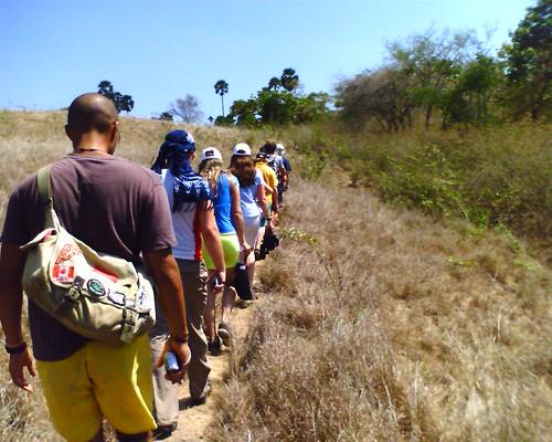 Trekkity trek
