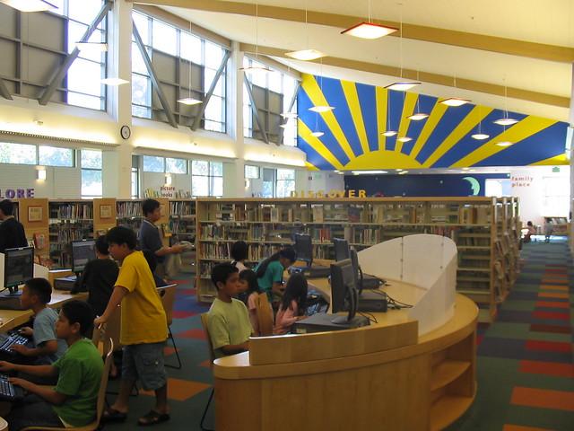 san jose library berryessa