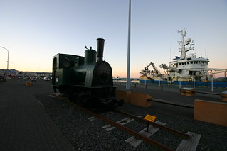 The Icelandic railway network