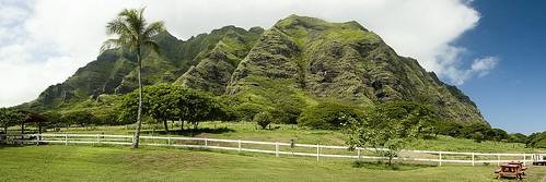 vacation panorama d50 hawaii nikon oahu handheld kualoaranch autopanopro
