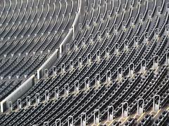 札幌ドーム観客席
