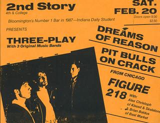 Dreams of Reason, Pit Bulls on Crack, Figure 218