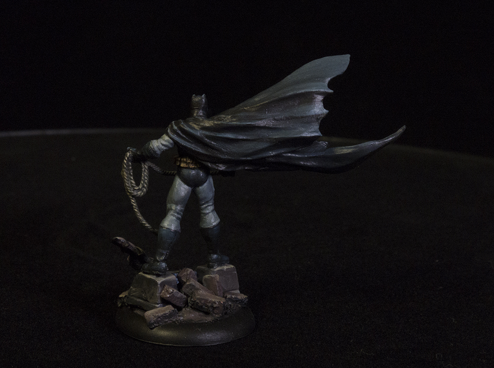 Batman Game Knight Models