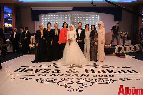 Beyza Gökgül, Hakan Şimşek düğün töreni -8