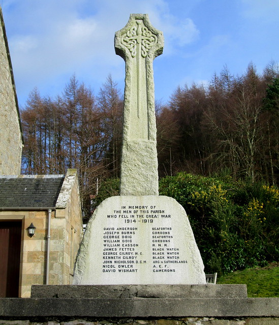 Kemback Great War Memorial