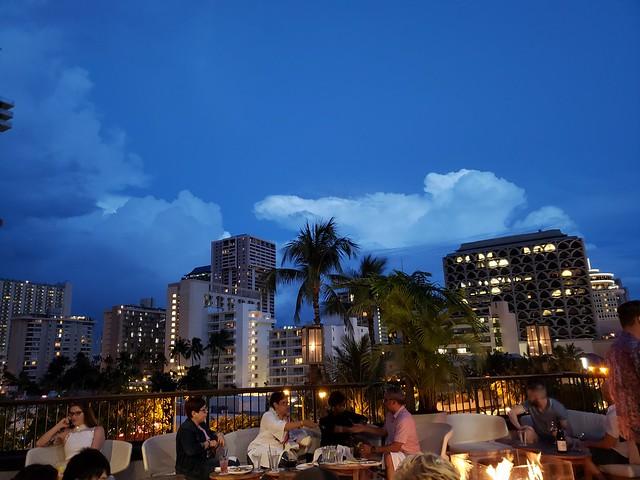 Kuhio Avenue in Waikiki