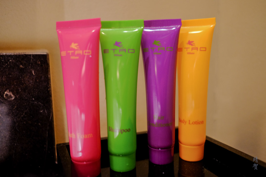 Etro bath amenities