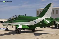 8811 - 6Y014 - Saudi Hawks - Royal Saudi Air Force - British Aerospace Hawk 65A - Luqa Malta 2017 - 170923 - Steven Gray - IMG_0061