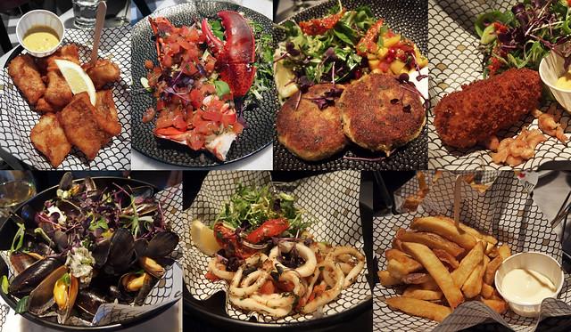 Snackbar Sylt Seafood in Rotterdam
