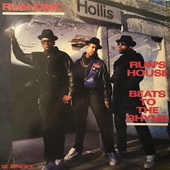 RUN-D.M.C.:RUN'S HOUSE(JACKET A)