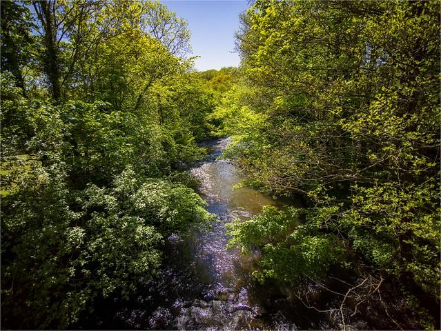 River ESK nr Whitby