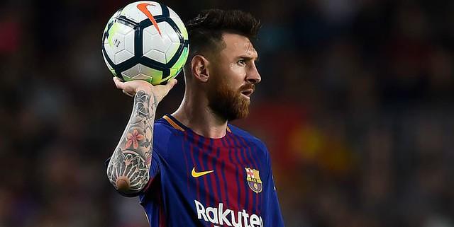 Lionel Messi Tak Pernah Tertarik Untuk Jadi Yang Terbaik