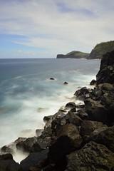 Wild south coast, Reunion Island