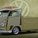Groovy - Volkswagen T1 Single-cab utility pickup by Brad Harding Photography